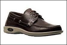 Footwear - PU Sole Finish